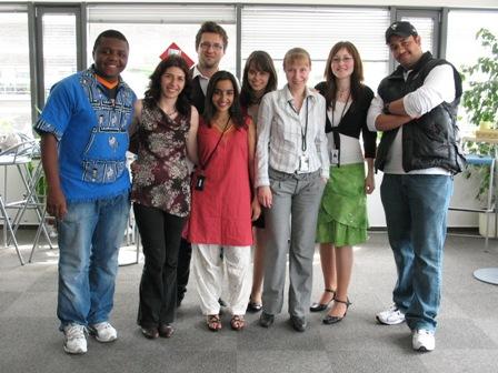 Infosys – Coaching wielokulturowych zespołów wirtualnych. Studia przypadków.
